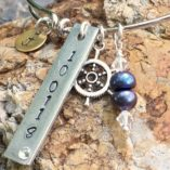 Wish jewelry line. Customize your own one-of-a-kind bracelet.