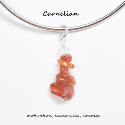 Carnelian Charm