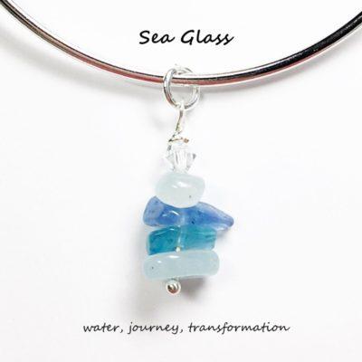 Sea Glass Charm