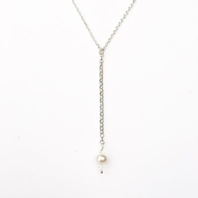 Pearls of the Sea Drop Pearl Necklace