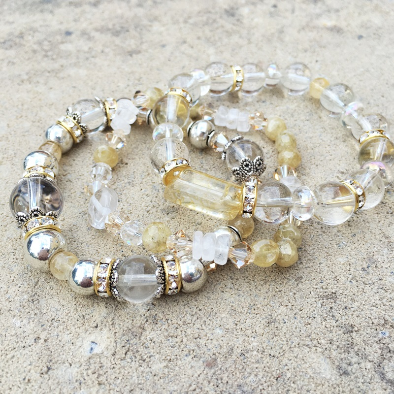 citrine for welcoming bracelets product attracting abundance bracelet prosperity and optimal