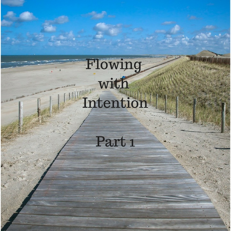 Intentional Living- My Journey with Jess