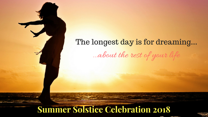 Summer Solstice Celebration- The #longestday
